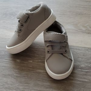 Cat and Jack Grey Sneakers